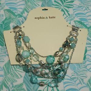 Sophia & Kate statement necklace